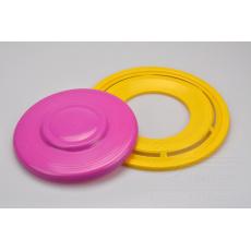 Set na frisbee 2 létající disky (23cm + 29cm)