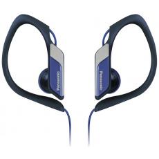 Panasonic HS34E-A modrá sluchátka sportovní