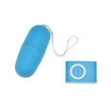 Vibrační vajíčko - Modré