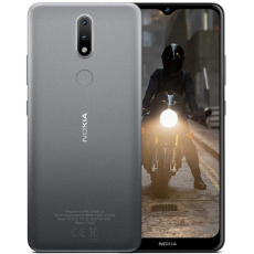 Nokia 2.4 (2/32GB) Dual SIM Šedá