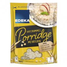 Porridge ovesné vločky vícezrnné PREMIUM 350g