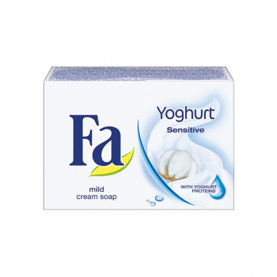 Fa Yoghurt Sensitive tuhé mýdlo 90g
