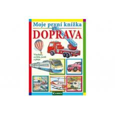Moje první knížka - Doprava
