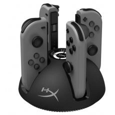 HyperX ChargePlay Quad pro NS Nabíjecí stanice pro Joy-Con ovladače