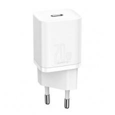 Baseus CCSUP-B02 Super Si Quick Nabíječka USB-C 20W White