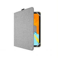 Textilní Pouzdro pro 10,1'' tablet FIXED, šedá