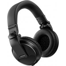 Pioneer HDJ-X5 DJ sluchátka černá