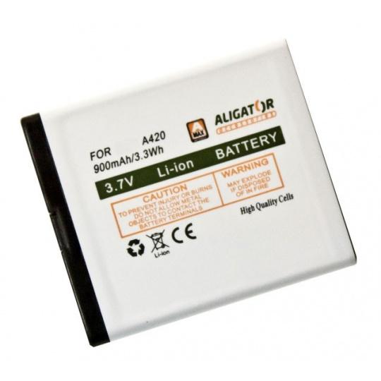 ALIGATOR A420/V500/V550 baterie 700mAh Li-Ion