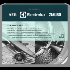 AEG M3GCP400 Clean and Care - 3v1 12ks