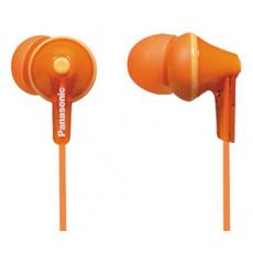 Panasonic HJE125E-D oranžová sluchátka do uší