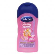 Bübchen dětský šampon a kondicionér Prinzessin Rosalea 50ml