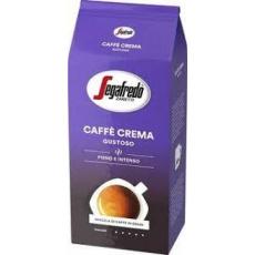 Segafredo Caffé Crema Gustoso zrnková káva 1 kg