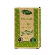 Mýdlo Lemon&Lime certif., přírodní 100g