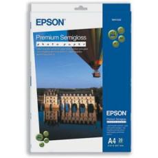 EPSON A4, Premium Semigloss Photo Paper (20listů)
