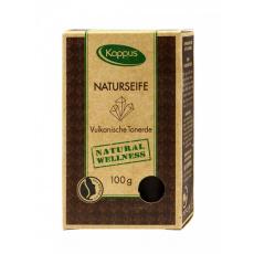 Mýdlo Vulkanické bahno certif.,přírodní 100g