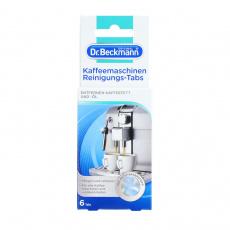 Dr. Beckmann čistící tablety do kávovarů 6ks