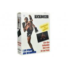 Nafukovací panák s 20cm penisem - Kickboxer