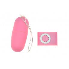 Vibrační vajíčko - Růžové