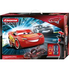 Carrera Autodráha GO 62476 Cars