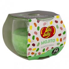 Jelly Belly Mojito vonná svíčka 85g