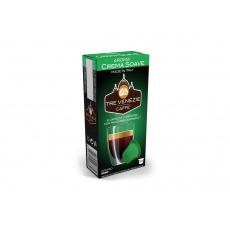 Tre Venezie CREMA SOAVE kapsle pro kávovary Nespresso 10 ks