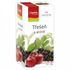 NATUR Třešeň s aronií čaj 20x2g