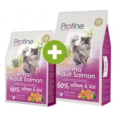 Profine Cat Derma Adult Salmon 10+2kg ZDARMA