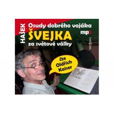 CD - Osudy dobrého vojáka Švejka