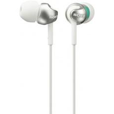 Sony MDR-EX110LPW hudební sluchátka, White