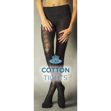 punčochové kalhoty COTTON tights