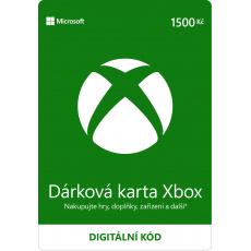 ESD XBOX - Dárková karta Xbox 1500 Kč