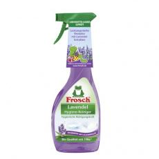Frosch Levandule hygienický čistič v rozprašovači 500 ml