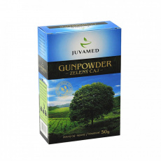 Juvamed Gunpowder čaj 50g