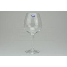 Set 6ks skleniček na víno BANQUET BOHEMIA (650ml)