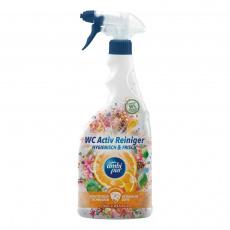Ambi Pur WC aktivní čistič v rozprašovači s vůní citrusu s leknínu 750ml