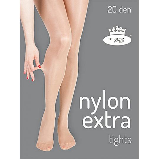 punčochové kalhoty NYLON EXTRA tights 20 DEN