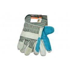 Pracovní rukavice kožené - Univerzální velikost XL