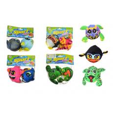 Vodní bomby, hračka do vody, zvířátka - Set 2ks, mix motivů
