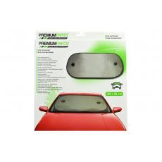 Sluneční clona do auta 100x50 cm - Přední sklo