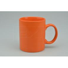 Keramický hrníček BANQUET 350ml - Oranžový